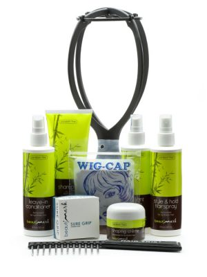 9pc Wig Essentials for Synthetic Hair BY BEAUTIMARK